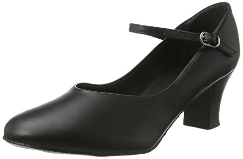 So Danca Ch792, Damen Standard & Latein, Schwarz (Black), 41.5 EU (8 UK)