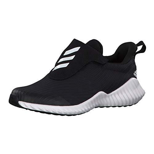 Adidas Unisex-Kinder Fortarun Ac K Fitnessschuhe, Schwarz (Negro 000) , 33 EU