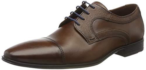 LLOYD Herren ORWIN Uniform-Schuh, Braun (Brandy), 43
