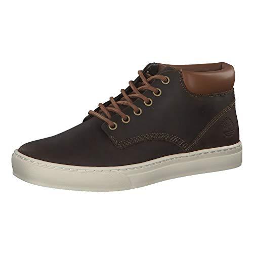 Timberland Herren Adventure 2.0 Cupsole Chukka Sneaker Halbhoch, Braun (Olive Full Grain), 45.5 EU