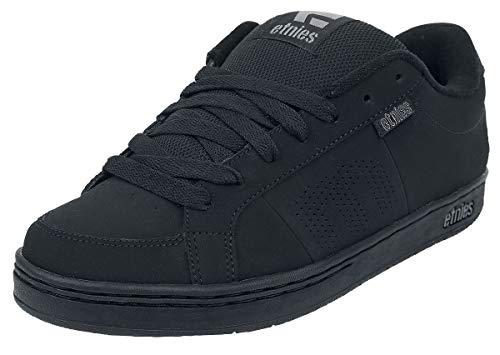 Etnies Unisex KINGPIN Sneakers, Schwarz (003-Black/Black), 48 EU