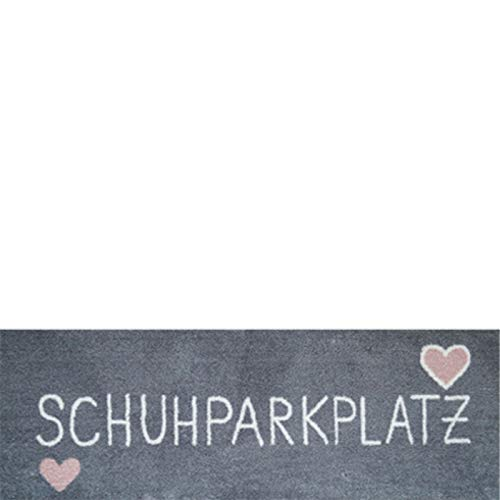 Akzente Schuhparkplatz Fußmatte 035 x 100 cm Fußabtreter, Schmutzfangmatte