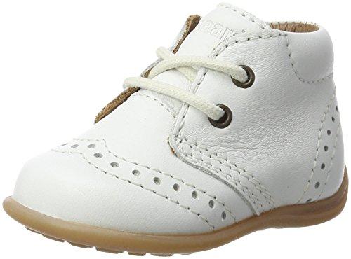 Bisgaard Unisex Kinder Lauflernschuhe Sneaker, Weiß (40 White), 20 EU