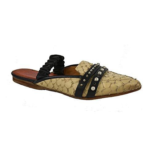 A.S.98 Airstep Damen Sling Leder Sandale Sandaletten Schuh Schuhgröße 37