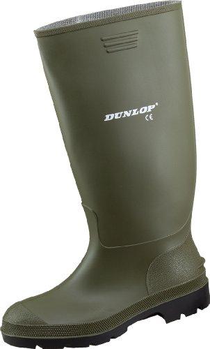 Dunlop Protective Footwear Unisex Pricemastor Stiefel, Grün, 46 EU