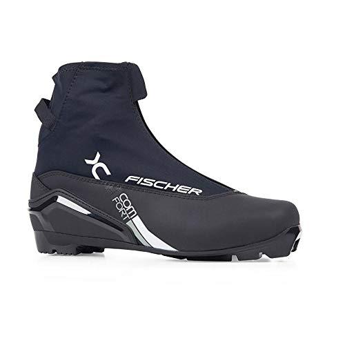 Fischer Sports Langlaufschuh XC Comfort, Black/White, 39, S21018