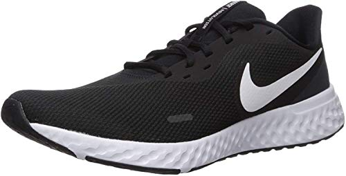 Nike Herren Revolution 5 Leichtathletikschuhe, Schwarz (Black/White-Anthracite 002), 41 EU