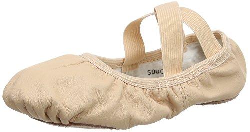 So Danca Damen Sd60 Tanzschuhe - Ballett, Pink, 36 EU