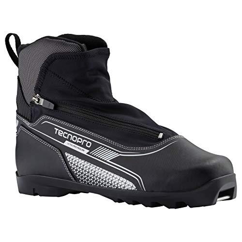 Tecnopro Herren Ultra Pro Prolink Traillaufschuhe, Schwarz (Black/Silver 900), 41.5 EU