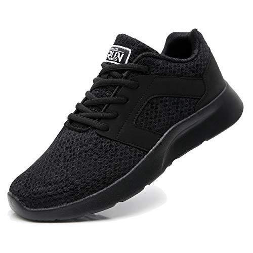 Axcone Damen Herren Sneaker Laufschuhe Sportschuhe Turnschuhe Running Fitness Sneaker Outdoors Straßenlaufschuhe Sports Kletterschuhe BK 43EU
