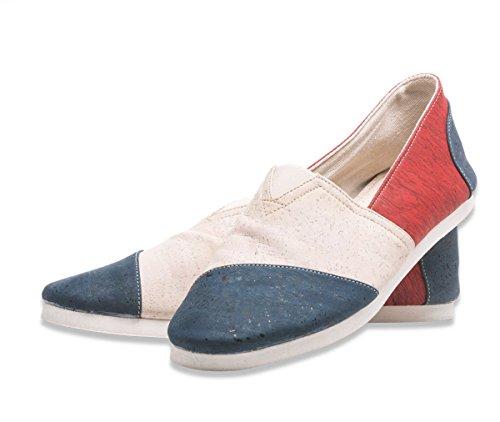 Arte Lusa Kork Schuhe für Damen Korkschuhe Größe 41