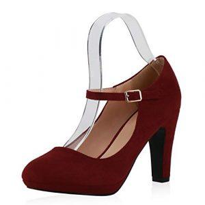 Veloursleder Schuhe, Schuhe aus Veloursleder
