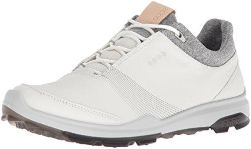 ECCO Damen Women Golf Biom Hybrid 3 Golfschuhe, Weiß (White/Black 51227), 40 EU