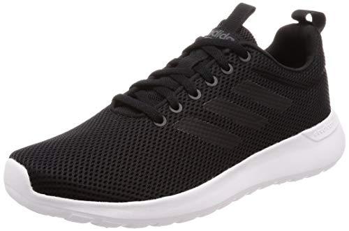 adidas Herren Lite Racer CLN Fitnessschuhe, Schwarz (CBlack/Carbon), 42 2/3 EU