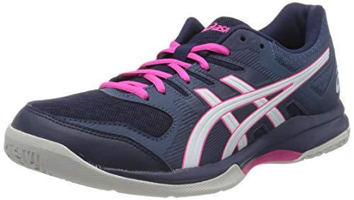ASICS Womens 1072A034-401_42 Football Shoe, Navy, EU