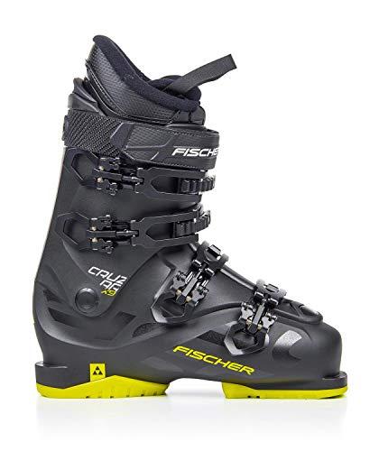 Skischuhe Fischer Cruzar X 9.0 MP29.0 Thermoshape Flex 90 Skistiefel 2020 schwarz/gelb