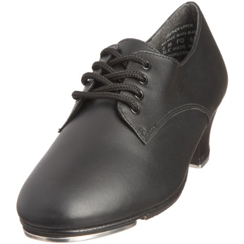 Capezio West End 2, Damen Steppschuhe, Schwarz, 40.5 EU / 7 UK