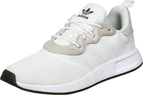 adidas Mens X_PLR 2 Sneaker, White Footwear White Footwear White Core Black, 44 2/3 EU