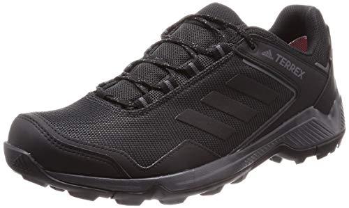 adidas Mens Terrex EASTRAIL GTX Trekking Shoes, Black, 42 EU