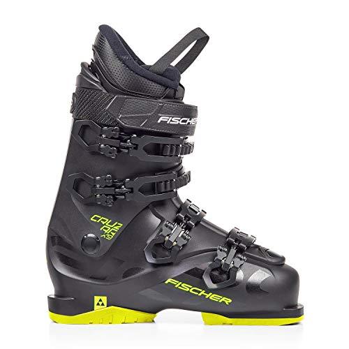 Skischuhe Fischer Cruzar X 9.0 MP29,5 Thermoshape Flex 90 Skistiefel 2019 schwarz/gelb