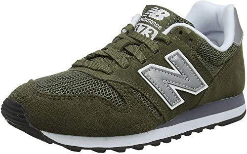 New Balance Herren 373 Core H Sneaker, Grün (Olive), 46.5 EU