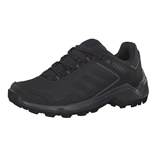 adidas Herren Terrex EASTRAIL Walkingschuhe, Schwarz (Carbon/Core Black/Grey Five Carbon/Core Black/Grey Five), 43 1/3 EU