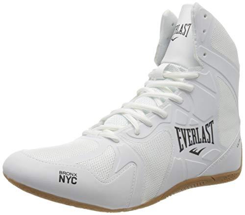 Everlast Unisex-Erwachsene P00001078 Boxschuhe, Weiß (White White), 41 EU