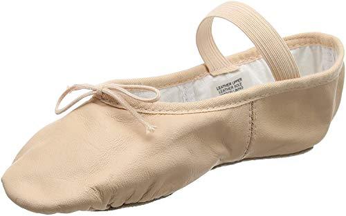 """Bloch, Ballettschuhe """"Arise"""", B–schmal und C - Standard, Pink - rose - Größe: 32 EU"""