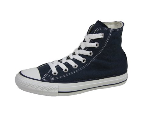 Converse Chuck Taylor All Star, Unisex-Erwachsene Hohe Sneakers, Blau (Navy Blue), 37 EU