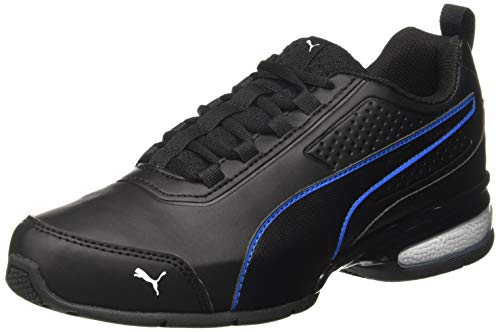 Puma Unisex-Erwachsene Leader VT SL Sneaker, Schwarz Black White Indigo Bunting, 47 EU