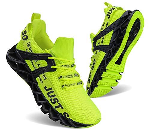 Vivay Laufschuhe Damen Leichte Tennis Sport Luftkissen beiläufige athletische gehende Schuhe