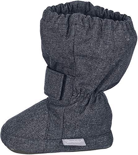 Sterntaler Baby-Schuh, Jungen Lauflernschuhe, Blau (Blau Melange 306), 23/24 EU