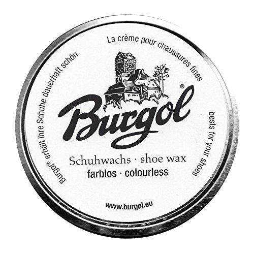 Burgol Schuhwachs (farblos)
