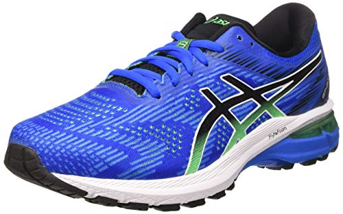 Asics Mens 1011A690-003 Trail Running Shoe, blue, 44 EU