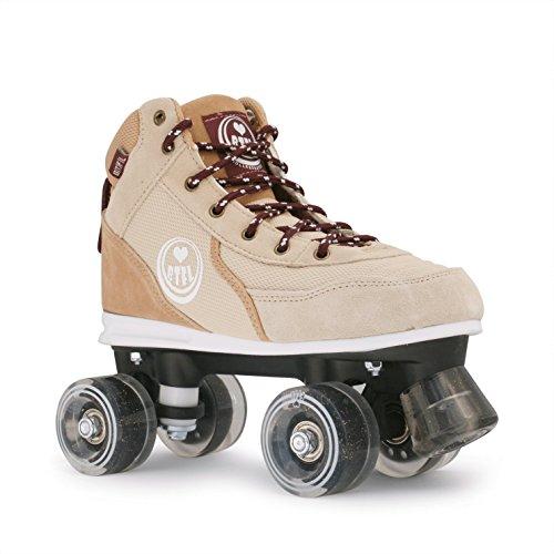 BTFL Rollschuhe für Damen und Mädchen/Discoroller/Rollerskates Trends Coco (EU: 36-42) Größe 38