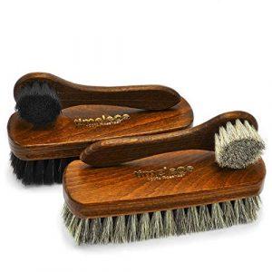 Schuhbürste, Schuh Reinigungsbürste,  Schmutzbürste für Schuhe