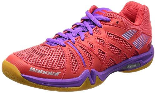 Babolat Shadow Team Badmintonschuhe rosa/lila 31S1806-300, Schuhgröße:39 EU